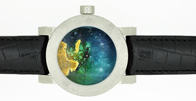 An Interview with Australian Artist Timothy John in which we discuss his collaboration with watch maker Yvan Arpa. 4
