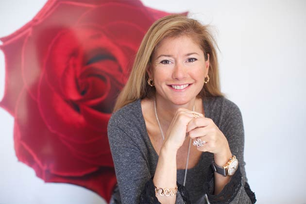 The Portrait of a Gem - Susie Otero, Managing Director of Montblanc Jewellery