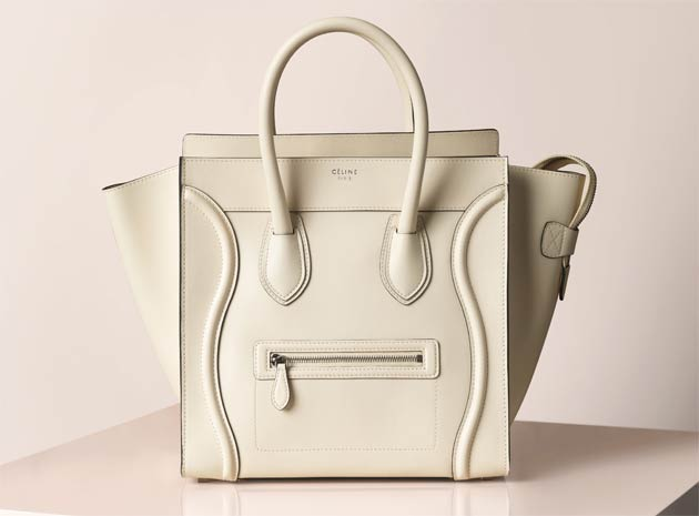 The Celine Luggage Tote, square in shape but definitely hip, has been causing ripples and waves among the fashion and style cognoscenti the world over.