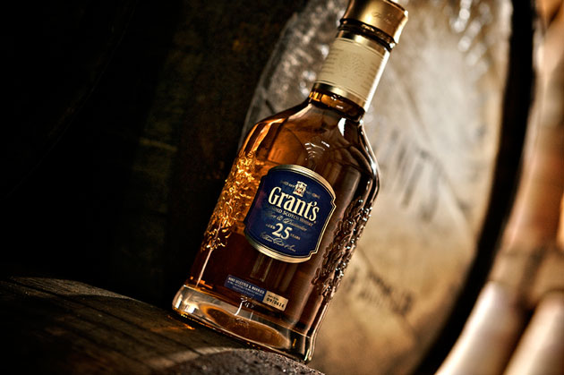 Beverage of the Month: Grant's 25 Year Old Whiskey