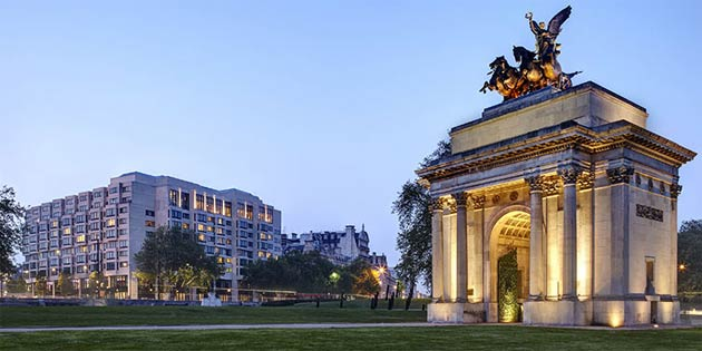 An Afternoon Tea Affair at the Intercontinental Park Lane, London