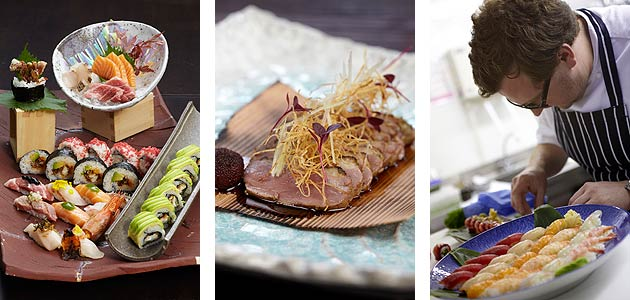 Wowed by Wabi - New Culinary Japanese Wonder in London's Holborn