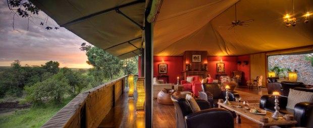 Safari Splendour – The Olare Mara Kempinski, Masai Mara Tented Camp