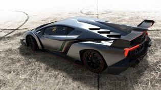 It's the 50th anniversary of legendary supercar maker, Lamborghini and to celebrate this milestone, the manufacturer has introduced a very rare new model at the 2013 Geneva Motor Show - the stunning Lamborghini Veneno.