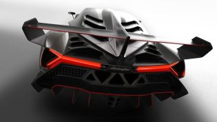 It's the 50th anniversary of legendary supercar maker, Lamborghini and to celebrate this milestone, the manufacturer has introduced a very rare new model at the 2013 Geneva Motor Show - the stunning Lamborghini Veneno.