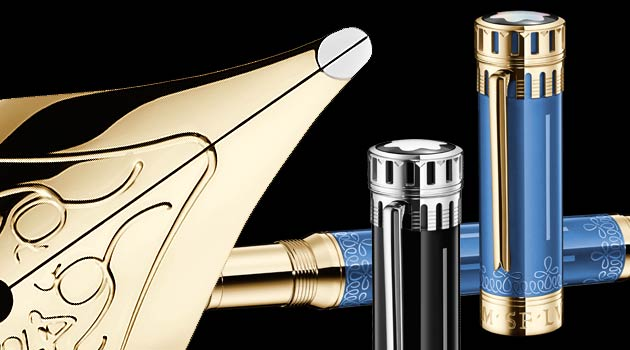 Montblanc Commemorates Life Of Duke Of Milan With Limited Edition Fountain Pens