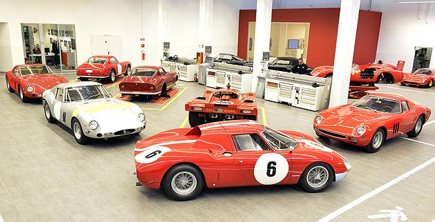 What is today's best automotive investment? Which brand provides the best returns? Unsurprisingly, the answer is Classic Cars and in particular, Ferraris.