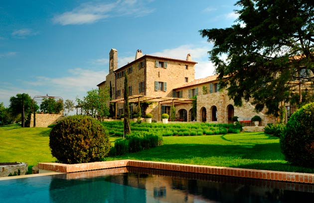 The 3000 Acre Castello di Reschio - The Perfect Italian Dream
