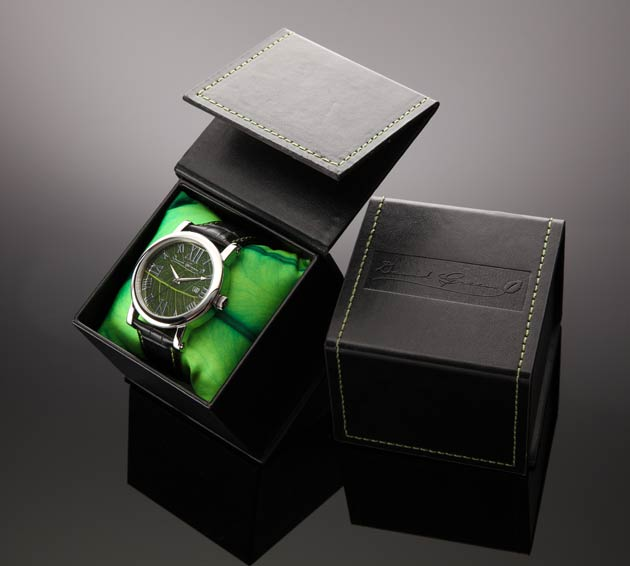 By purchasing a David Green Timepiece, the discerning individual is able to express their individuality and personal style whilst showing an elegant vote of support for a broader social consciousness.