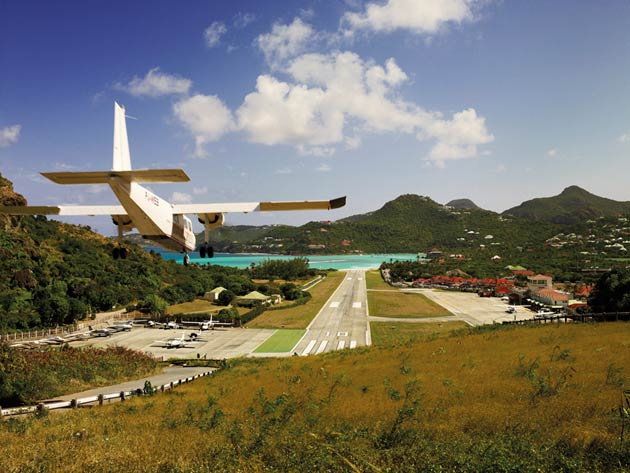 The Caribbean island of Saint Barthélemy (St. Barts or Saint-Barth) is known as 'dry', meaning that it has limited natural water resources, so desalinated seawater is used to provide the island's drinking supplies.