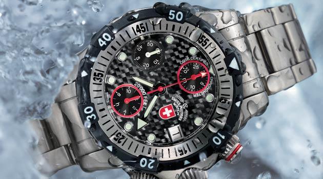 CX Swiss Military Watch 20,000 Feet