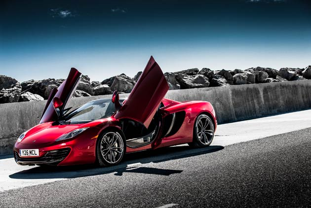 McLaren Automotive's technical and engineering expertise are boldly presented alongside the unique values and beliefs that have combined to create one of Britain's most successful luxury brands.