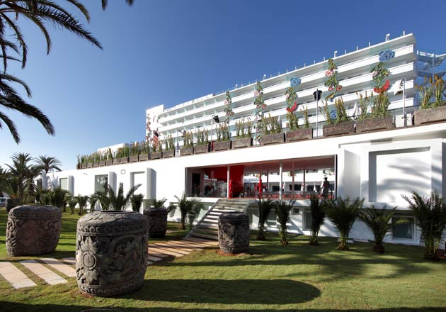 Ibiza's Ushuaïa Tower Unveiled
