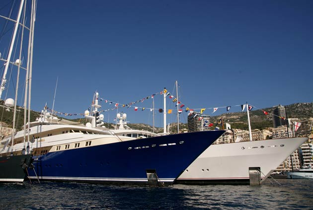 Monaco and Florida prepare to welcome the world's best superyachts