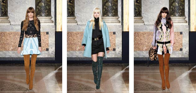 Emilio Pucci Fall Winter 2013 by Peter Dundas