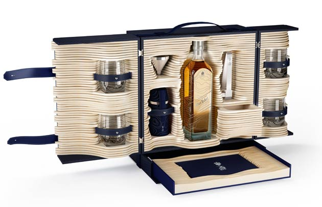 Johnnie Walker® Blue Label™ And Alfred Dunhill Unveil Limited Edition Collection