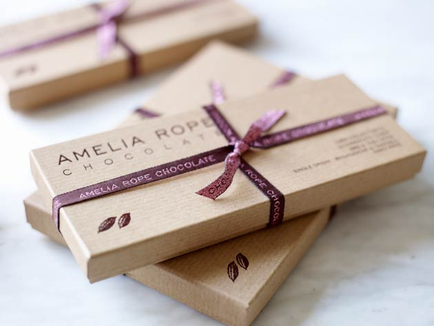 Exclusive Luxurious Magazine Interview With Amelia Rope, Chocolatier