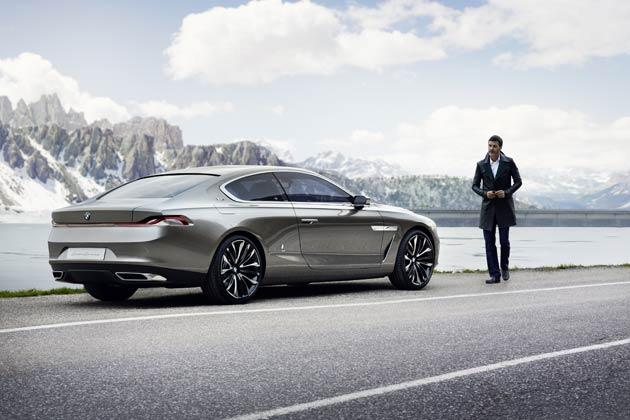 BMWs Pininfarina Gran Lusso Coupé