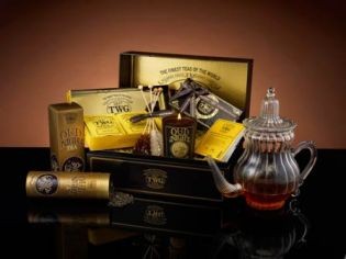 And to celebrate this holiday season with your loved ones, TWG Tea Ramadan hampers are the perfect gifts