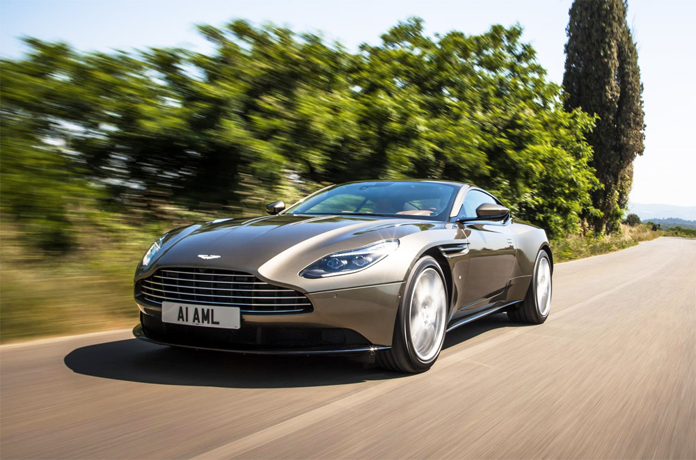 We go to the Home of Aston Martin to Witness the Making of a Masterpiece 2