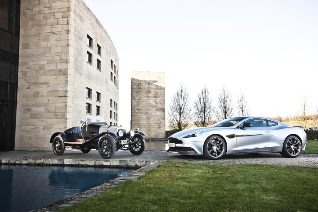 We go to the Home of Aston Martin to Witness the Making of a Masterpiece 4