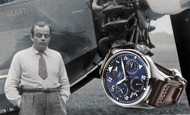 "The Unique IWC Big Pilot's Watch Perpetual Calender - Edition ""Le Petit Prince"" to be Auctioned in Geneva"