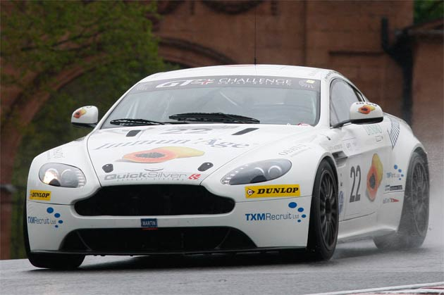Exclusive Luxurious Magazine Interview With Olivier Bouche, Aston Martin GT4 Challenge Competitor 3