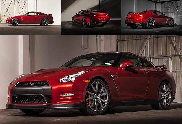 The 2015 Nissan GT-R - Taking great and making it better