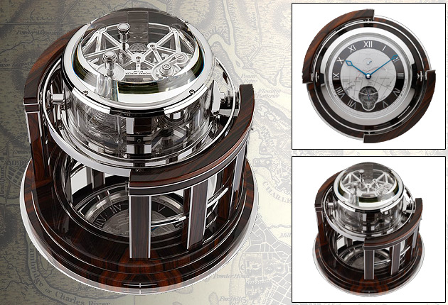 "The Thomas Mercer Legacy ""Shackleton Epic"" Limited Edition Marine Chronometer"