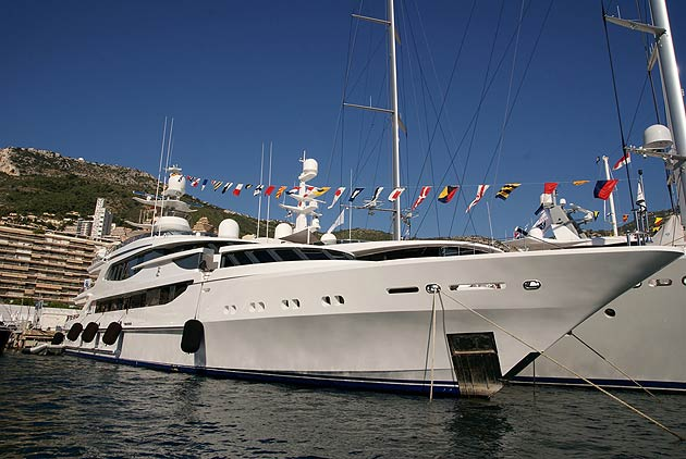 Paul Joseph Sails Through 2013 Monaco Yacht Show
