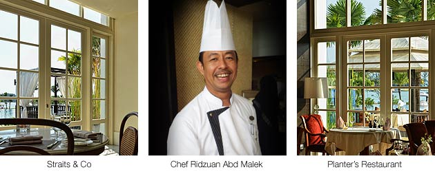 Some of the Culinary Highlights at the Danna Hotel Langkawi