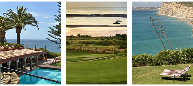 The Boutique Hotel Vivenda Miranda is offering a special golf performance week with either five or seven night's accommodation