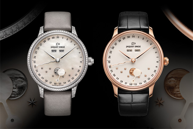 The Jaquet Droz Eclipse Mother-of-Pearl