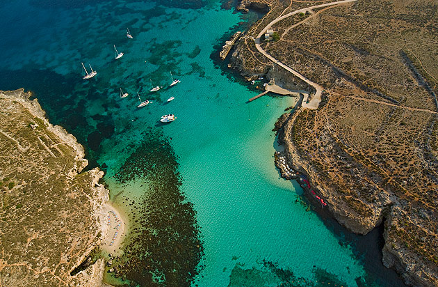Diving, great food, culture and a touch of Verdi in wonderful Malta