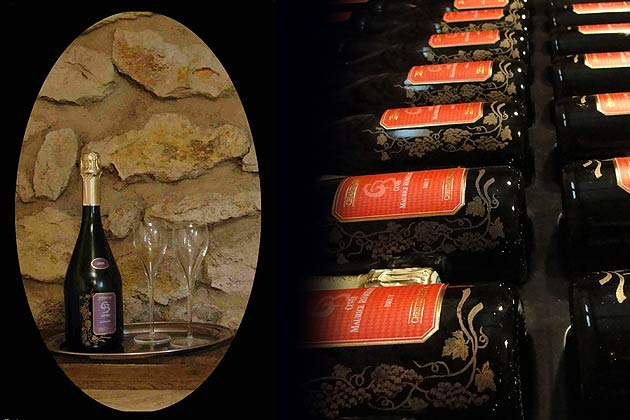 Luxurious Beverage Of The Month: Champagne Christian Briard Ambre 2005