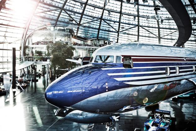 Matteograssi furnishes Hangar 7