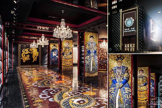Mosaic Magic - SICIS opens a showroom in Beijing