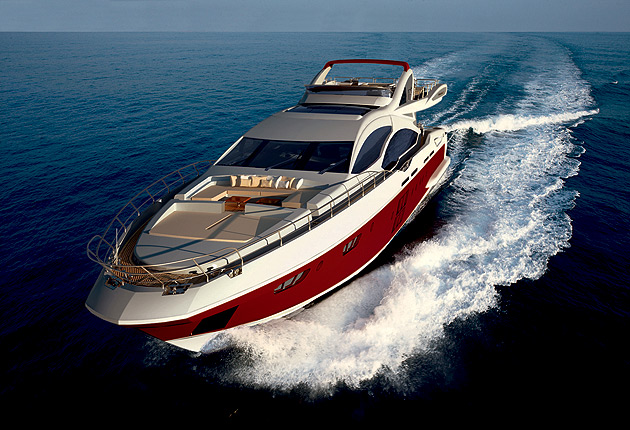 Azimut 120SL - the Flagship of the Grande Collection