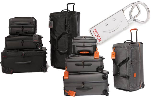 TUMI Introduces the Alpha 2 Collection