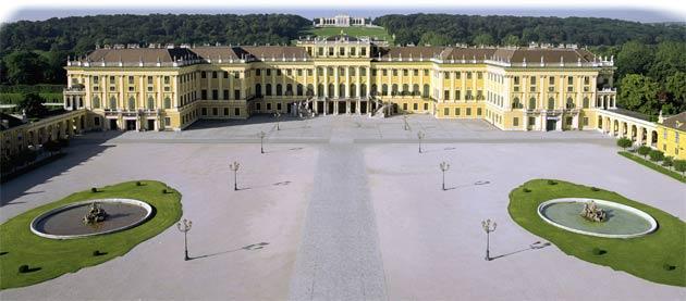 Vienna's Schönbrunn Palace