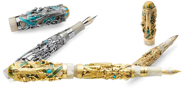 My Guardian Angel is an exquisitely detailed writing instrument with matching accessory range that looks to recognises the positive energy common to all faiths, in a form that is attractive, uplifting and life-affirming.