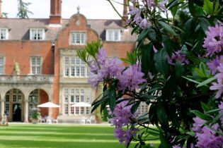 Situated at the end of a sweeping drive, Tylney Hall retains the magic of a bygone era and yet offers the luxuries of a modern property