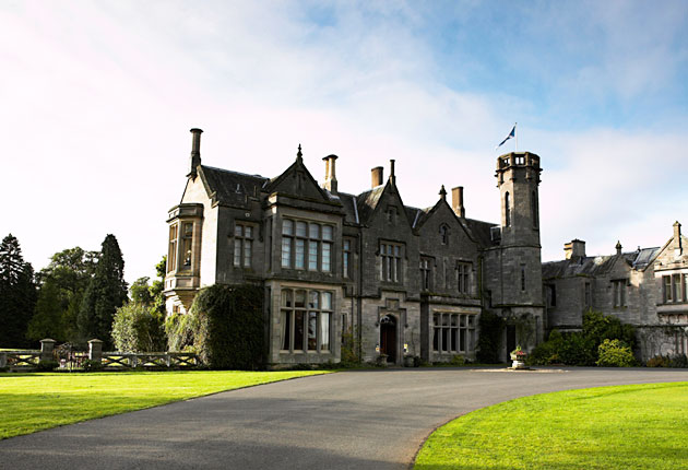 The Roxburghe Hotel & Golf Club – Timeless and Stylish