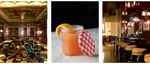 Luxurious Magazine sample the delights on offer at St James Bar in London