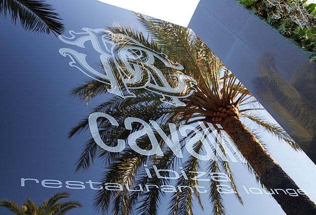 The Cavalli Ibiza Restaurant & Lounge, the new go-to destination for both celebrities and socialites