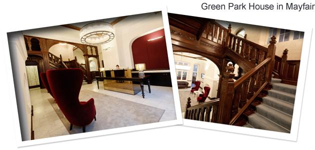 Green Park House in Mayfair