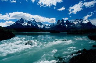 Chile is set to be another sought after destination, providing a dream blend of stunning blue-hued glaciers
