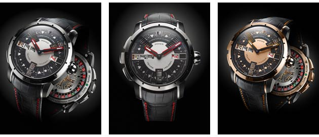 The Christophe Claret Poker Timepiece is no ordinary high-end watch, it is a visual display of technical design prowess with a liberal dose of innovation.