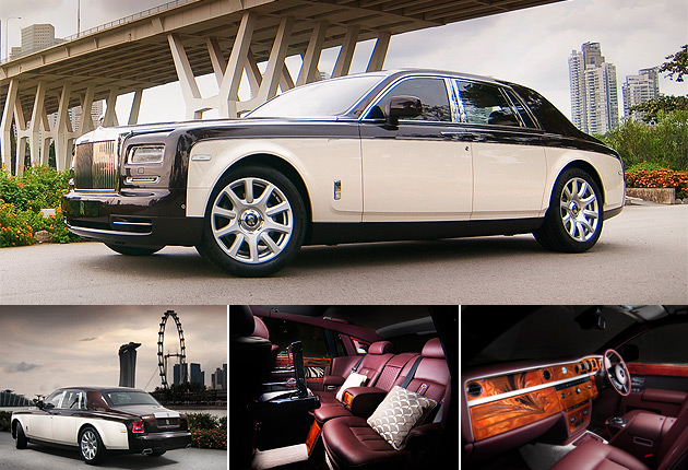 Rolls-Royce Motor Cars in Singapore welcomes the Phantom Pinnacle Travel Collection
