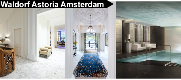 Simon Wittenberg lives the highlife in Amsterdam at the Waldorf Astoria 3